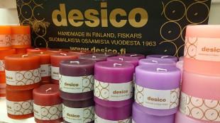 Desico kynttilät